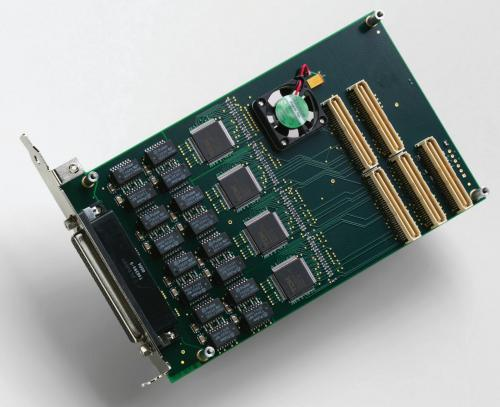 16TE3 Mezzanine Board for PCI / PCIe board support 16 independent line interfaces for T3 / E3 from Engineering Design Team.