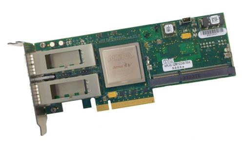 BittWare A5PL is a low profile PCIe slot card with Intel Arria V GZ FPGA supporting up to 8 GB of DDR3 SDRAM with ECC, 512 MB RLDRAM3, 72 MB QDRII-plus.