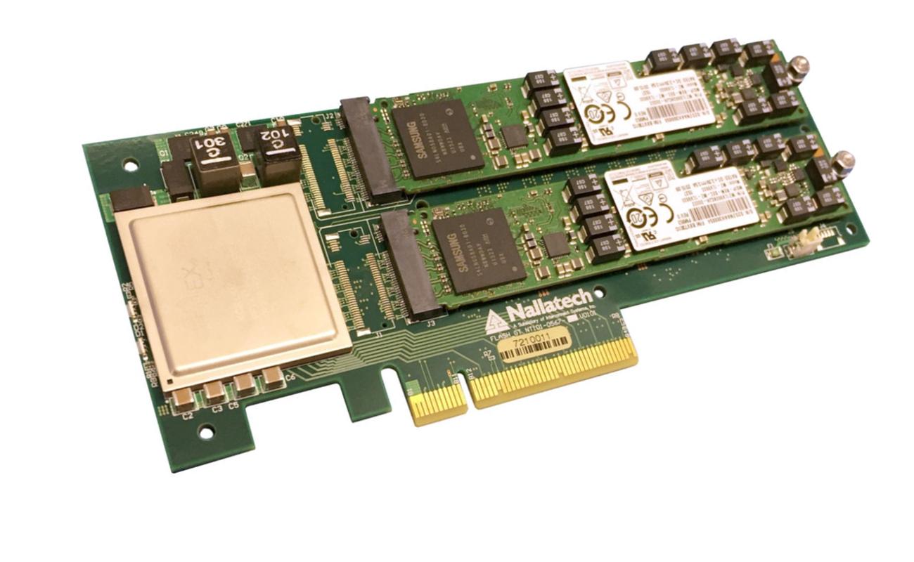 BittWare 250S | Fully programmable in-line storage FPGA accelerator