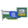 Bittware XUPSVH, Xilinx Virtex, 2x QSFP-DD, 460Gbps – Zerif Technologies Ltd.