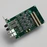 EDT HRC Mezz – PCI/e, E4, STS3, OC3/STM1 – Zerif Technologies Ltd.