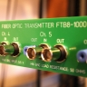 FT-8 Fiber transmitter, 8 channel – Zerif Technologies Ltd.